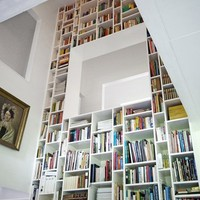 Style Envy: Not Your Average Bookshelves | Apartment Therapy DC
