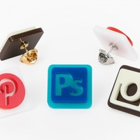 Photo App Pins - The Photojojo Store!