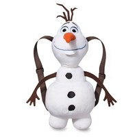 Disney® Frozen Olaf Plush Backpack