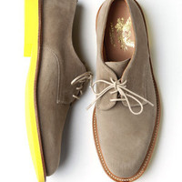 Mark McNairy Dirty Buck Derby with Yellow Sole | Bows + Arrows