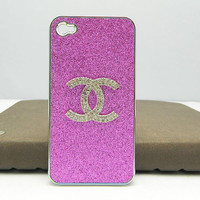iPhone case iPhone cover  Color powder CC  pink  case  handmade  loves Fashion case iphone case  cell phone cases and covers