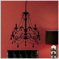Chandelier Wall Decal | RoomMates