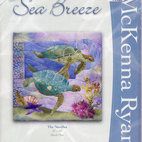 Pattern: Sea Breeze The Nerdles by McKenna Ryan
