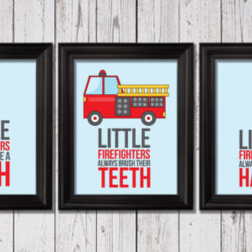 Lovely Fire Truck Nursery Theme Thenurseries
