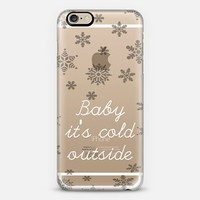 Baby, it's cold! iPhone 6 case by Ally Coxon | Casetify