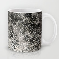 night snow Mug by Marianna Tankelevich
