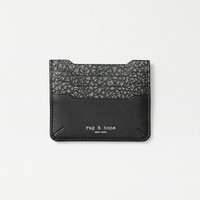 Rag & Bone - Crosby Card Case, Iron Grey Size ONE