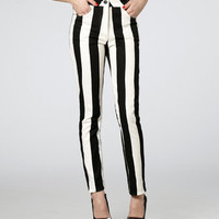 Motel Striped Jordan Jean
