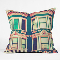 DENY Designs Home Accessories | Shannon Clark Dollhouse Throw Pillow