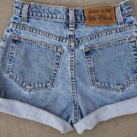 Faded Glory High Waisted Shorts