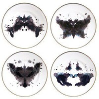 Luna & Curious ? Ink Blot Plates