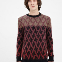 Totokaelo - Dries Van Noten Midnight Matthew Sweater - $825.00