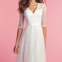 Claudine For Alyce Bridal 7021 Dress