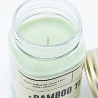 Jar Candle in Bamboo Tea - Urban Outfitters