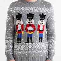 Tipsy Elves Nutcrackers Crew Neck Sweater - Urban Outfitters