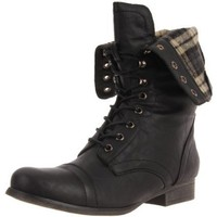 Madden Girl Women's Gemiini Boot - designer shoes, handbags, jewelry, watches, and fashion accessories | endless.com