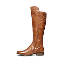 Brown Leather Riding Boots | Steve Madden Shawny Boots