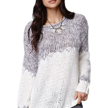 Lush Mixed Yarn Pullover Sweater at PacSun.com
