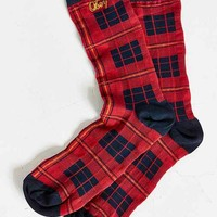 OBEY Morton Sock- Red One
