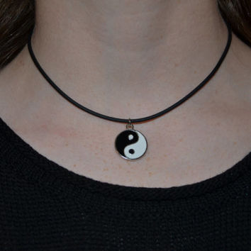 Specially designed Ying-Yang Choker