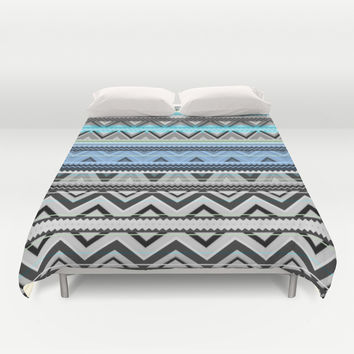 Mix #76 - Double Size Duvet Cover by Ornaart