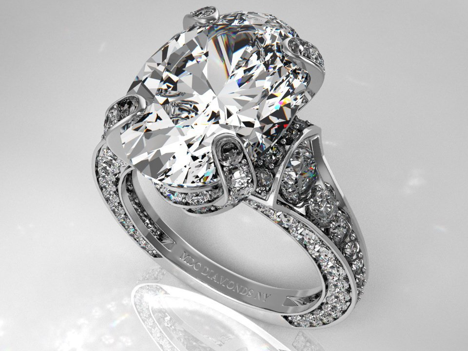 Antique Diamond Rings Etsy