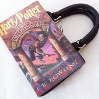 Harry Potter and the Sorcerer's Stone Book Purse