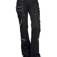 Tripp Ladies Pavement Pants :: VampireFreaks Store :: Gothic Clothing, Cyber-goth, punk, metal, alternative, rave, freak fashions