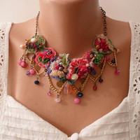 Colorful Necklace - Speacial Design for Summer - NEW
