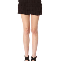 Papaya Clothing Online :: TIERED RUFFLE SKIRT