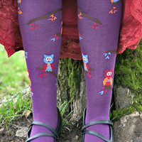 Socks by Sock Dreams » Sock Collections » Critter Socks » Sock It To Me Tree Owls