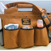 Builder Daddy Diaper Bag
