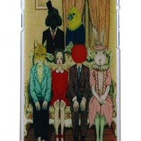 Vintage Funny Family Photo IPhone 6 Case - OASAP.com