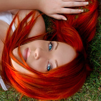 Red Hair by ~ChallengHer on deviantART