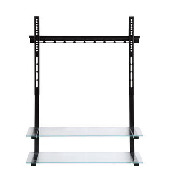 Altra Furniture Quick Mount with 2 Glass Shelves