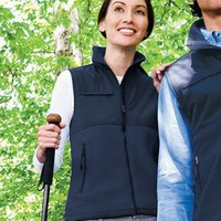 Women's Nylon Vest, Buy Discount Tri-Mountain Women's Panda Fleece Vest