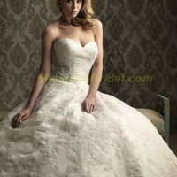 Madame Bridal: Allure 8850 Wedding Dress