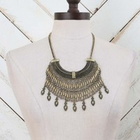 Altar'd State Tribal Layered Bib Necklace | Altar'd State