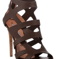 Gianmarco Lorenzi Strappy Leather Sandals - Biondini - farfetch.com