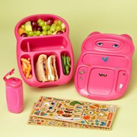 Kids Lunch Bins: Childrens Colorful Lunch Bins