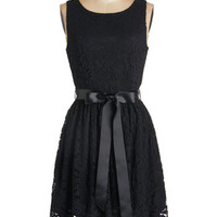 Lovely as Lychee Dress in Black | Mod Retro Vintage Dresses | ModCloth.com