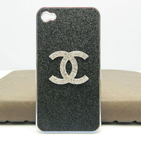iPhone case iPhone cover  Color powder CC  leather case  handmade  loves Fashion case iphone case  cell phone cases and covers