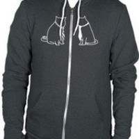 The Bobcats Hoodie - The Oatmeal