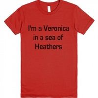I'm a Veronica ...-Female Red T-Shirt