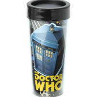 Doctor Who 16 oz. Travel Cup