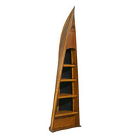 Barca Bookcase - Bookcases &amp; Shelves - Accent Furniture - Furniture - PoshLiving