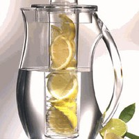 KitchenCo.net: Fruit Infusion Natural Fruit Flavor Pitcher from Prodyne