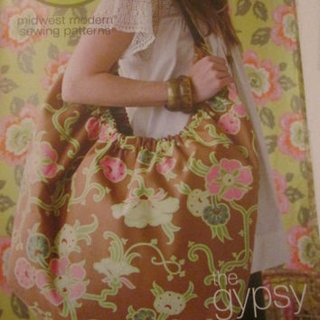Amy Butler Patterns, Purse Patterns, The Gypsy Sling AB 054GS Amy Butler