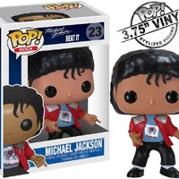 Kirin Hobby : POP! Rocks: Michael Jackson: Beat It Vinyl Figure by Funko 830395025995