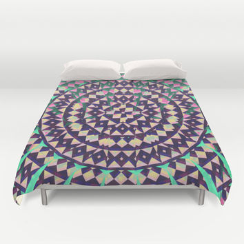Mix #116 Duvet Cover by Ornaart